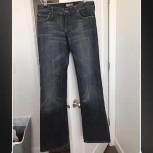 Never worn bootcut jeans